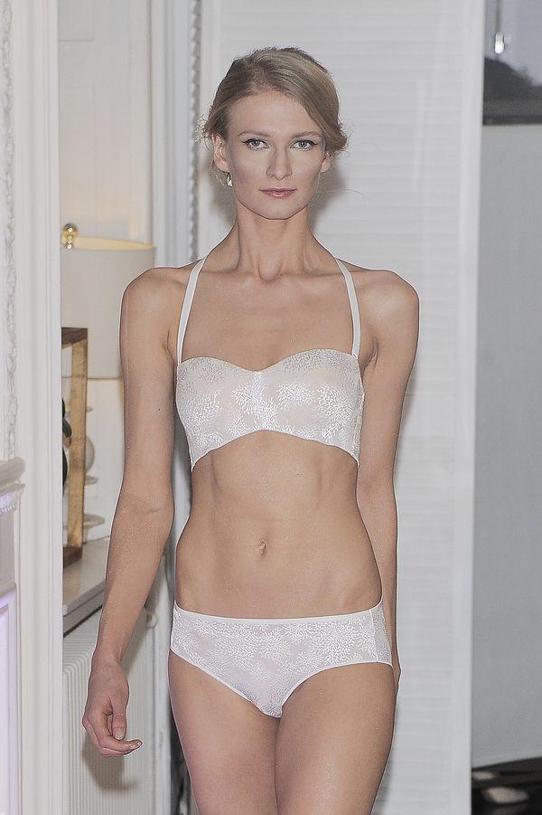 Modelki na pokazie bielizny marki Triumph (FOTO)