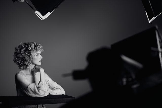 Anja Rubik zachwyca w kampanii reklamowej Kerastase (FOTO)
