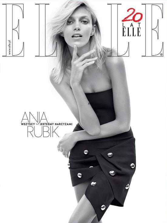 Anja Rubik w takiej samej sukience jak Kate Hudson