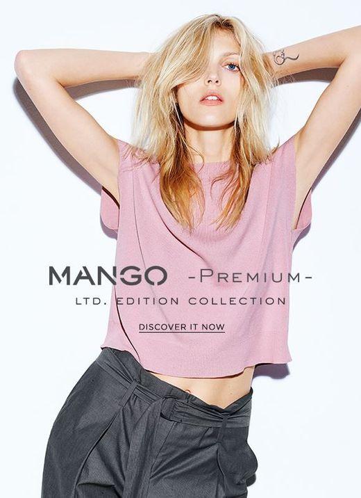 Anja Rubik zachwyca w nowej kampanii Mango Premium