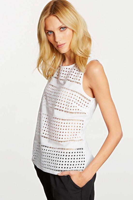 Anja Rubik w wiosennej kampanii marki Next! (FOTO)
