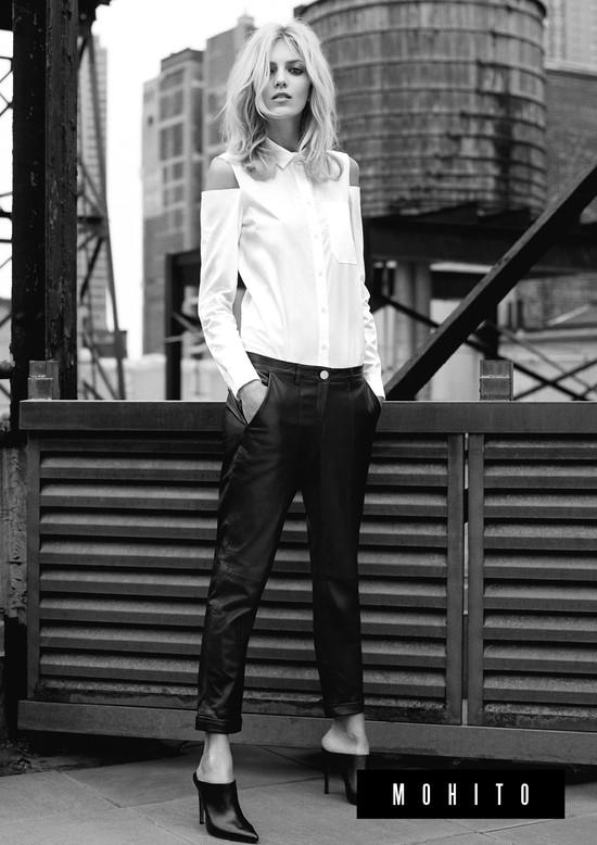 Anja Rubik dla Mohito - mamy wszystkie zdjęcia z kampanii!