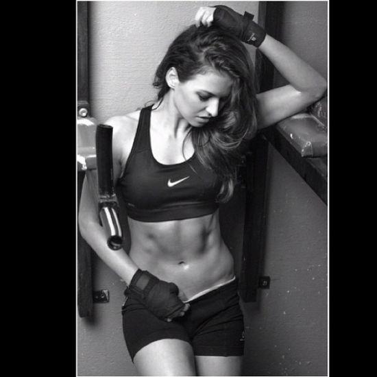 Anna Lewandowska nową twarzą Nike! (FOTO)
