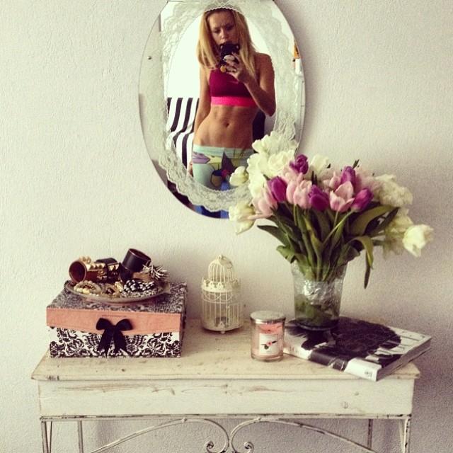 Blogerki modowe na swoich instagramowych profilach (FOTO)