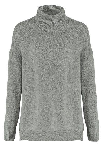 Szary sweter - Przeglad modnych propozycji z sieciówek