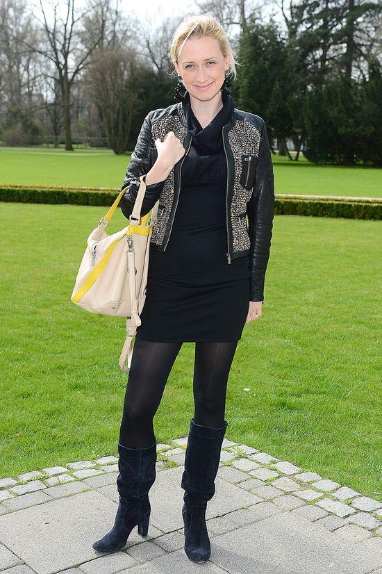 Modowa wpadka Anny Gzyry