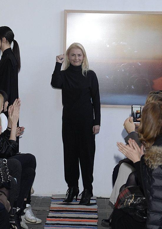 Pokaz nowej kolekcji Anny Kuczyńskiej (FOTO)