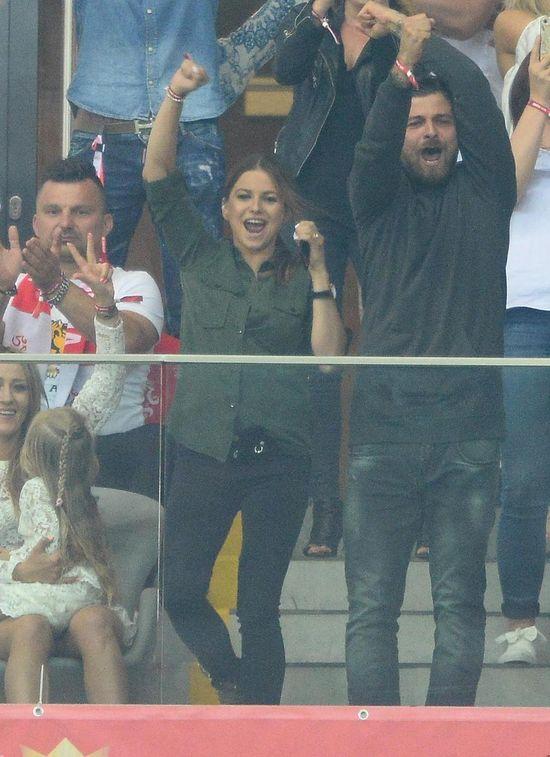 Klara będzie grała w piłkę? Robert Lewandowski już zna odpowiedź (VIDEO)