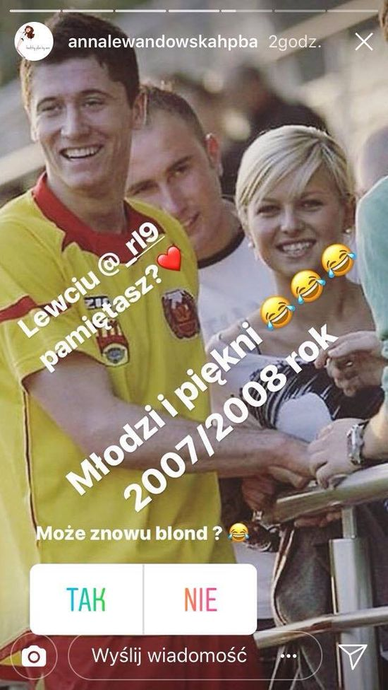 Anna Lewandowska w blondzie?! Trenerka podzieliła się zdjęciem, które...