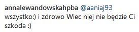 Idą święta, czas rozpocząć dyskusję o wyschniętych piernikach Anny Lewandowskiej