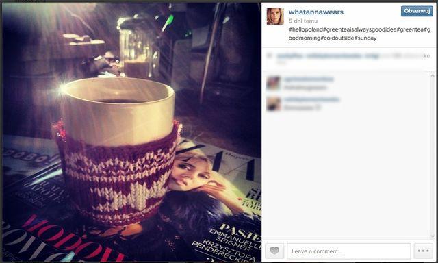 Blogerki modowe instagramy