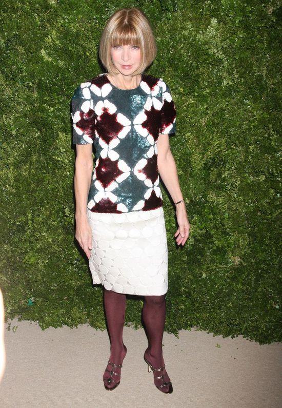 Anna Wintour tłumaczy się z okładki Vogue'a z Kim