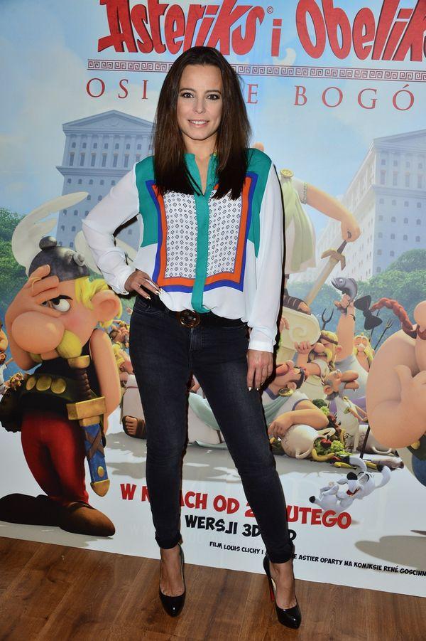 Anna Mucha w koszuli za niecałe 100 złotych (FOTO)
