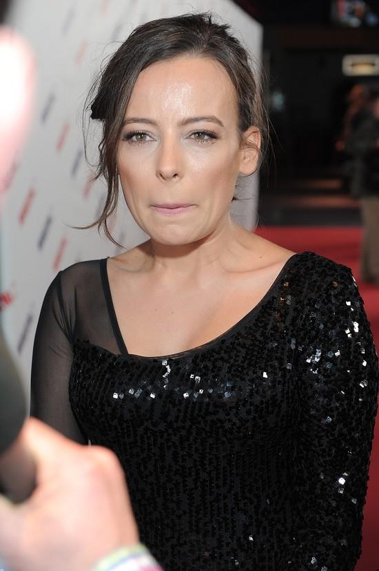 Anna Mucha PRZEBRAŁA się na premierę (FOTO)