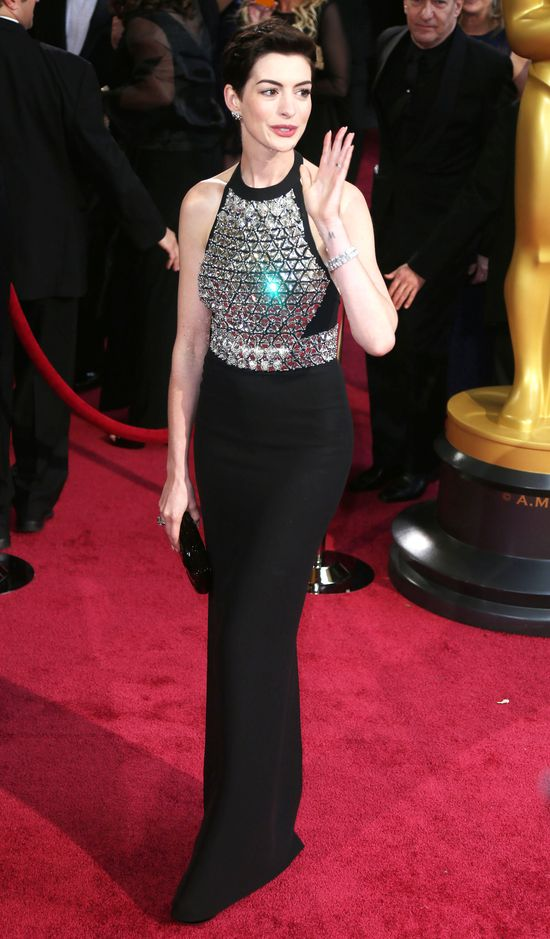 Oscary 2014 - Anne Hathaway