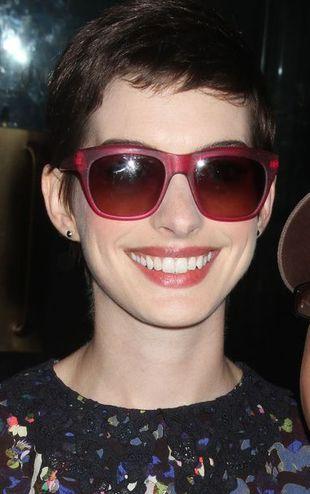 Okulary w stylu Anne Hathaway (FOTO)