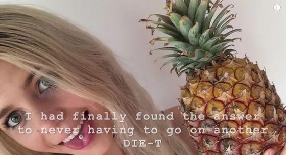 Historia tej anorektyczki bije rekordy popularności
