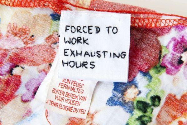 Dramatyczny apel o pomoc na ubraniach z Primarku!