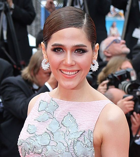 Araya Hargate zachwyciła na festiwalu w Cannes (FOTO)