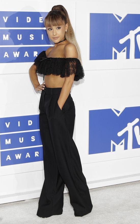 Ariana Grande w najlepszej stylizacji gali MTV VMA 2016? (FOTO)