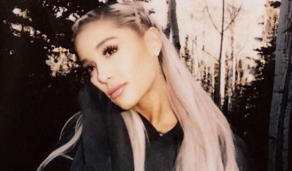Ariana Grande Zmieniła Fryzurę Zrezygnowała Z Kucyka I