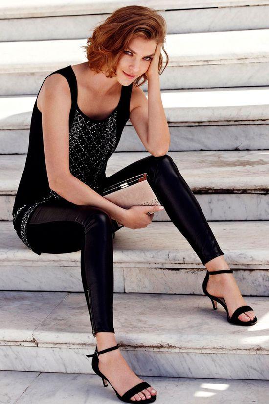 Arizona Muse twarzą kampanii marki Next na jesień 2013