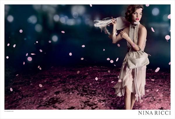 Romantyczna kampania Niny Ricci