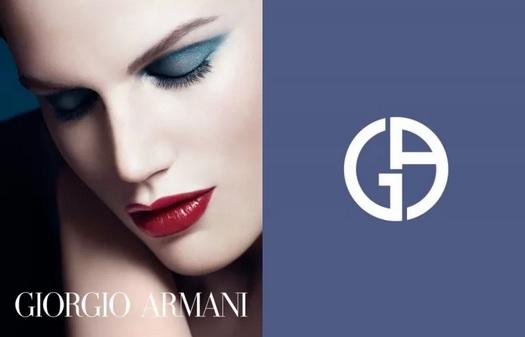 Saskia de Brauw w kampanii kosmetyków Giorgio Armani