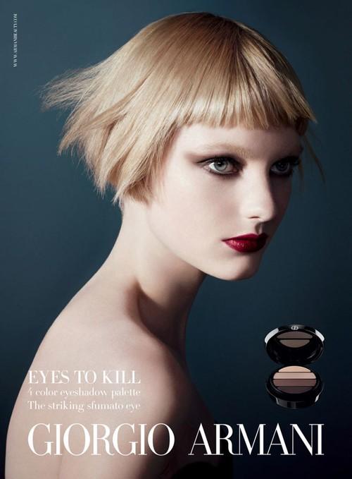 Nowa kolekcja Giorgio Armani Beauty