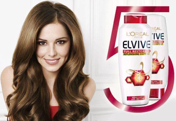 Cheryl Cole po zdjęciu doczepianych włosów ma cienkie kosmyk