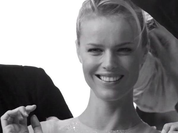 Eva Herzigova w nowej kampanii Diora (VIDEO)