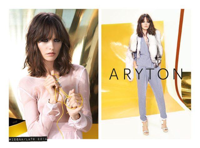Wyjątkowo udana kolekcja Aryton wiosna-lato 2014
