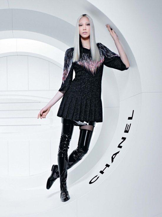 Jesienno-zimowa kampania Chanel