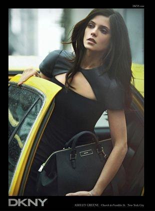 Ashley Greene ponownie dla DKNY (FOTO)