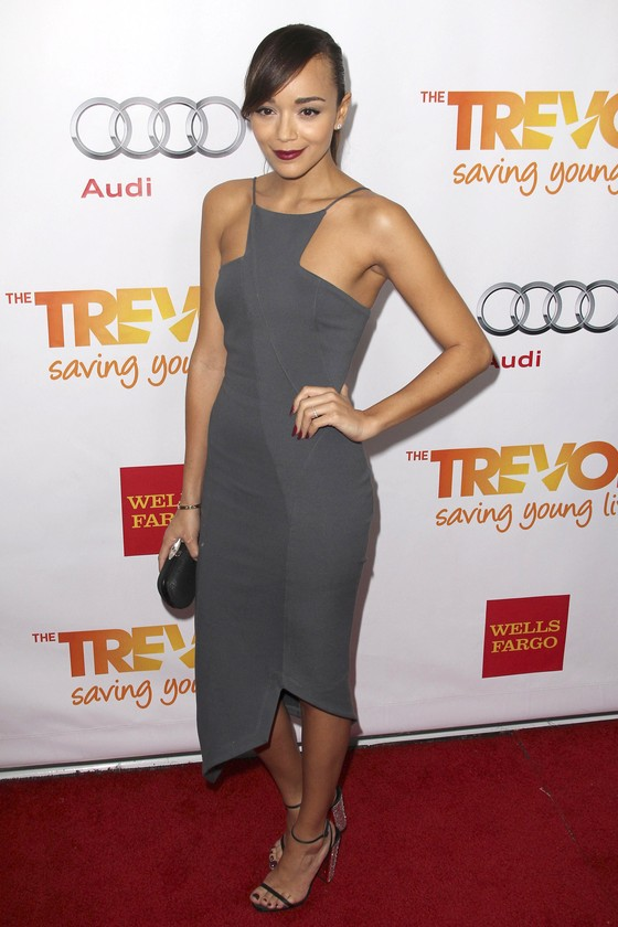 Gwiazdy na imprezie Trevor Live 2012