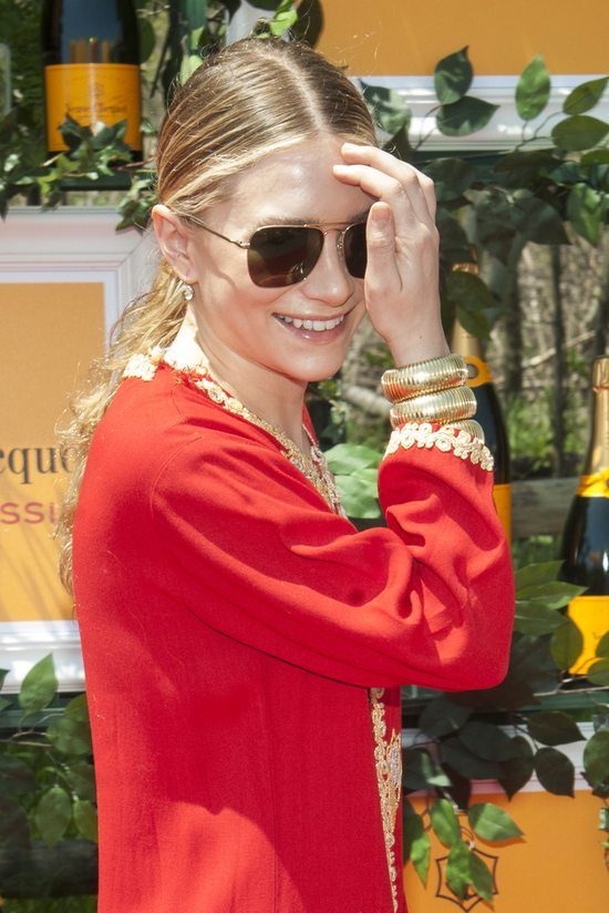 Ashley Olsen w sukni vintage (FOTO)