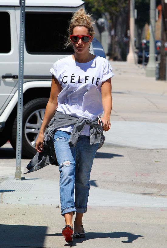 Codzienny styl Ashley Tisdale (FOTO)