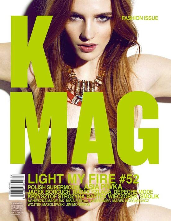 Asia Piwka w najnowszym K MAG (FOTO)