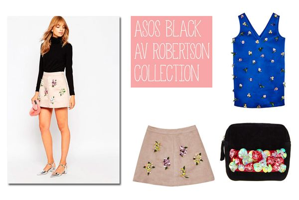 Świąteczna kolekcja ASOS Black x AV Robertson (FOTO)