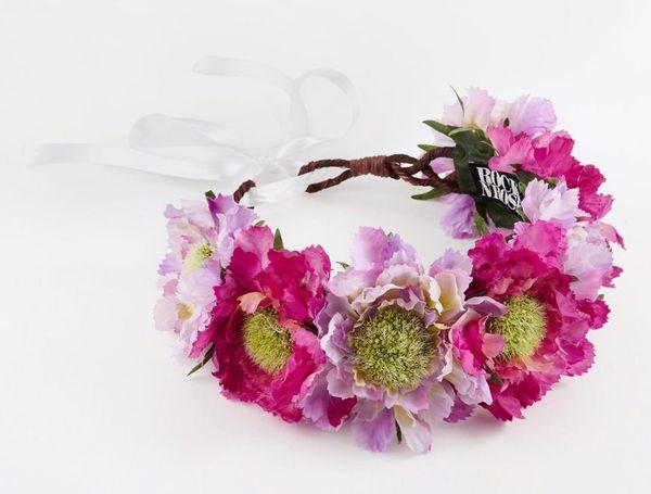 Wiosenne dodatki must have, czyli przegląd opasek z kwiatami