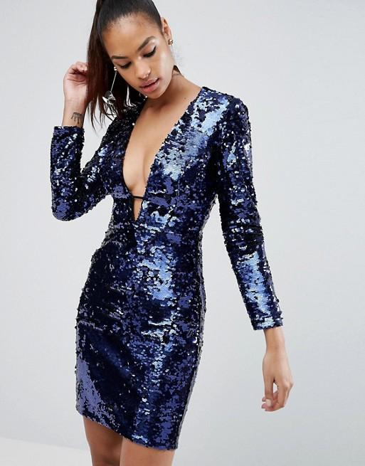 10 cekinowych sukienek z Asos, dzięki którym zostaniesz królowa każdej imprezy!