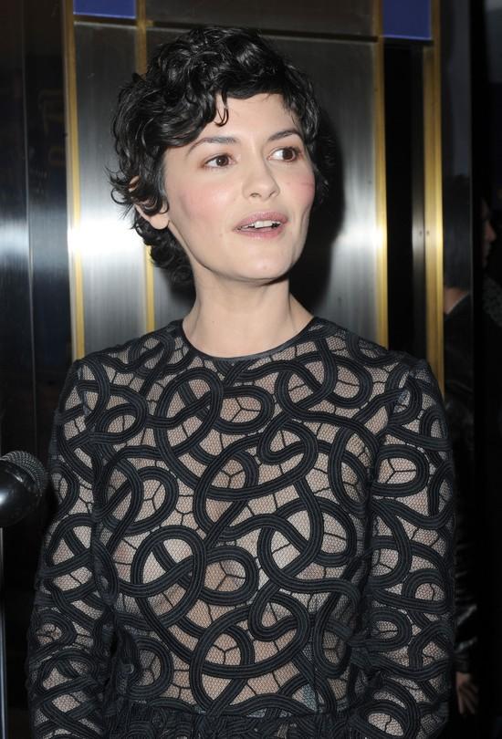 Audrey Tautou w Giambattista Valli (FOTO)
