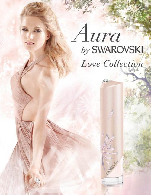 Aura - nowe perfumy od Swarovskiego (FOTO)