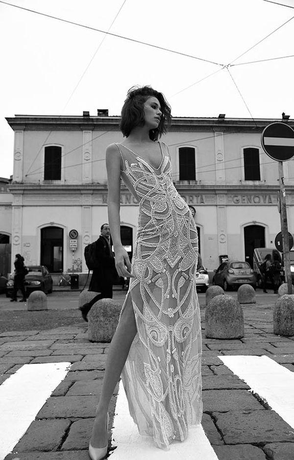 Przepiękne suknie ślubne od Liz Matrinez - F/W 2015 (FOTO)