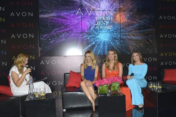 Gwiazdy na konferencji Avon (FOTO)