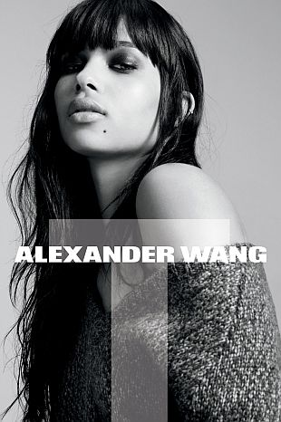 Buty z frędzlami od Alexandra Wanga