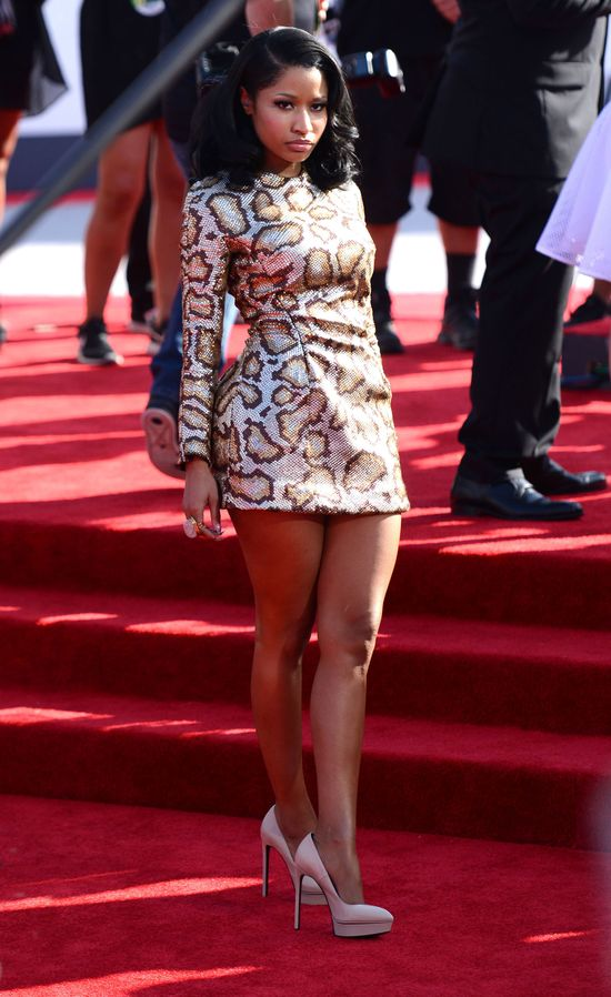 Kreacje gwiazd na rozdaniu nagród MTV VMA 2014 (FOTO)