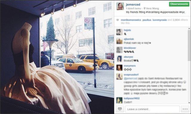 Blogerki modowe na swoich instagramowych profilach (cz. 6)
