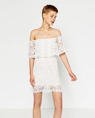 b6d7f726c26f14 Hit na lato! Odkryte ramiona - modne sukienki na lato - zdjęcie 21 ...