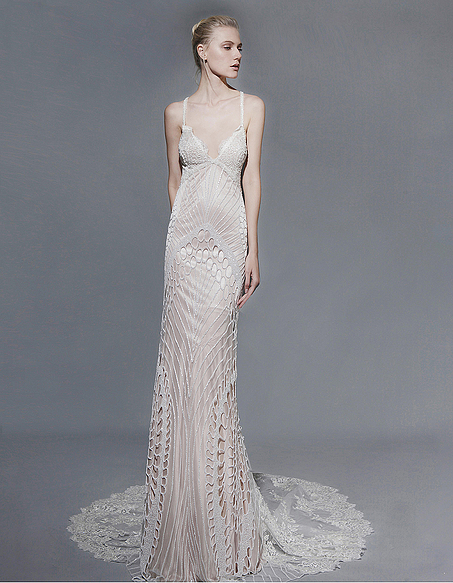 Piękne suknie ślubne na wiosnę 2016 - Victoria Kyriakides